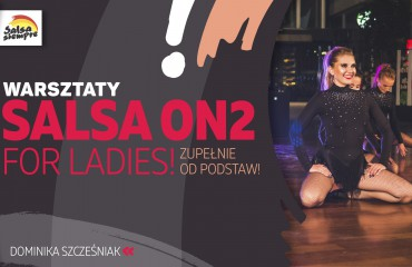 SALSA For Ladies Dominika 370x240